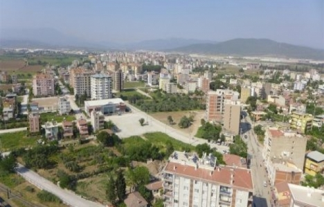 İzmir Torbalı'daki binalar modern bir görünüme kavuşuyor!
