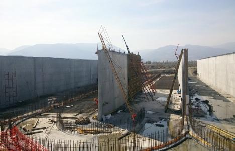 Konya Akşehir arıtma tesisi