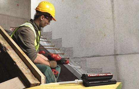 Hilti'den yapı güvenliğini