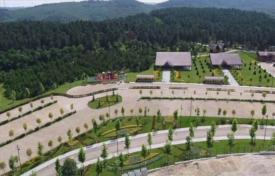 Kemerburgaz Rezerv Yapı Alanı 1/5000 ve 1/1000 ölçekli imar planı askıda!