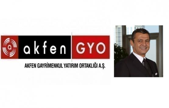 Akfen GYO'nun Başkanı