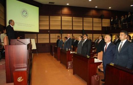 Eskişehir Büyükşehir'de komisyon