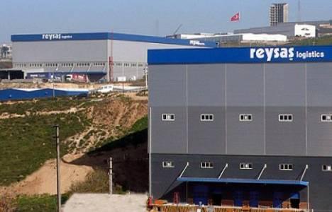 Reysaş Çayırova'da 10 bin metrekarelik depoyu Gefco Lojistik'e kiraladı!