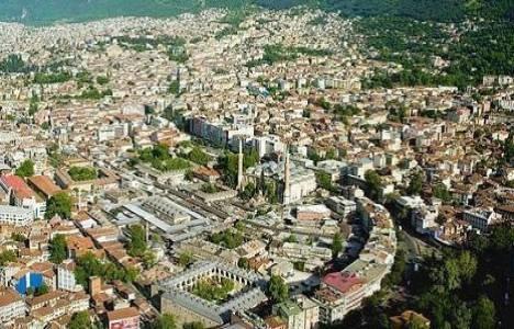 Bursa Kestel'in kentsel