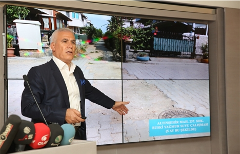 Bursa'da altyapı kurumları sınıfta kaldı!