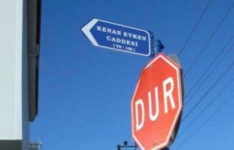 Fethiye Kenan Evren Caddesi'nin ismi Mustafa Karaören Caddesi olarak değişti!