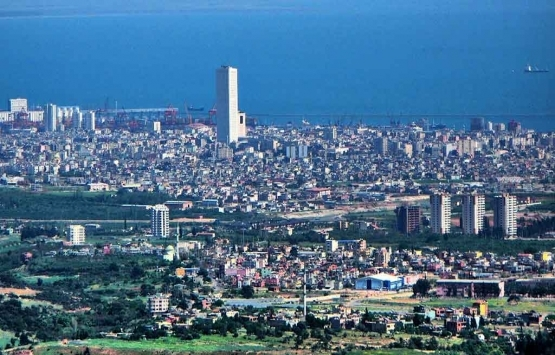 Mersin'de 6.8 milyon