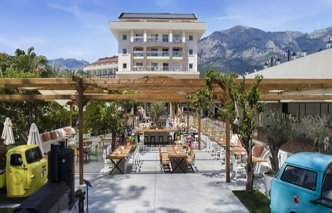 Antalya DoubleTree by Hilton 2018'de açılacak!