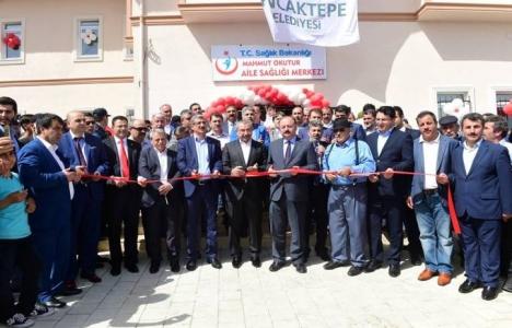 Sancaktepe Mahmut Okutur Aile Sağlığı Merkezi açıldı!