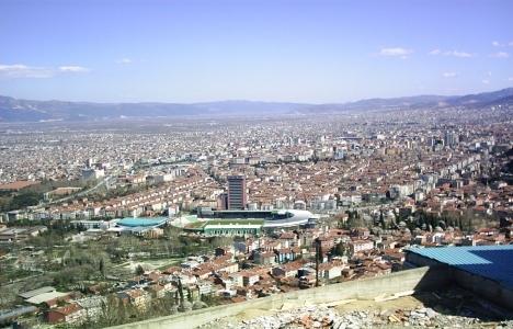 Bursa'da kentsel dönüşüm zirvesi!