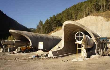 Ilgaz Dağı Tüneli 2015 sonunda açılacak!