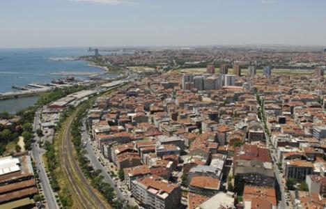 Zeytinburnu Seyitnizam'da riskli alan ilan edildi!