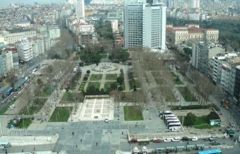 Danıştay'dan Gezi Parkı
