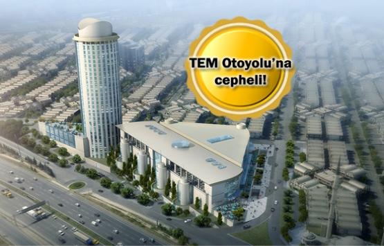 İSTOÇ Saray AVM ve otel binası satılıyor!