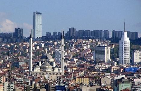 İnşaat sektörünün Ankara