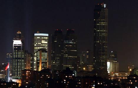 İş Bankası ışıklarını iklim için kapattı!