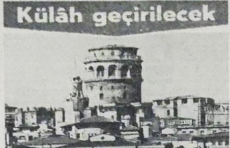 1965 yılında Galata