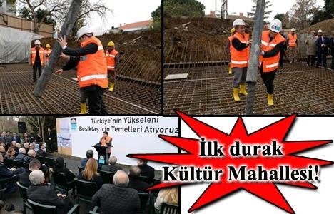 Beşiktaş'ta kentsel dönüşüm