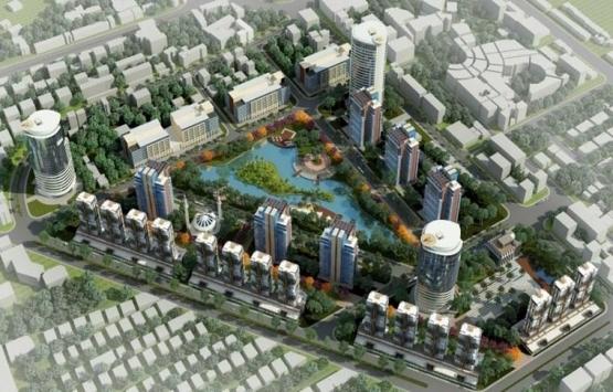 Sahabiye Kentsel Dönüşüm Projesi'nin 2 blok inşaatın yapım işi ihalesi!
