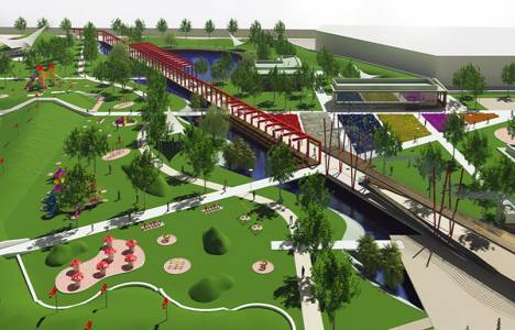 Kent Park projesinin