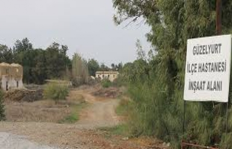 Güzelyurt Hastanesi projesi