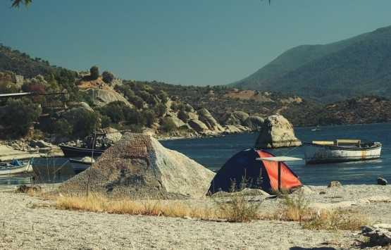 Kıbrıs Kocareis Kamp Alanı