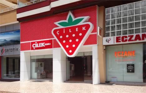 Çilek, Türkiye'deki büyümesine