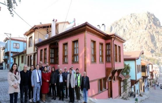 Afyon'daki tarihi binaların restorasyonu tamamlandı!
