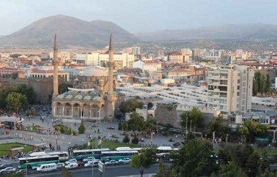 Kayseri'de 6.2 milyon