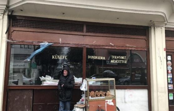 Saray Muhallebicisi'nin Fatih şubesi yüksek kiraya yenik düştü!
