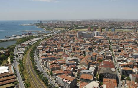 Zeytinburnu'nda satılık arsa: 4 milyon 47 bin 650 TL!