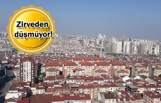 Esenyurt'ta Eylül'de 3 bin 124 konut satıldı!