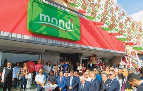 Mondi 2 günde 4 yeni mağaza açtı!