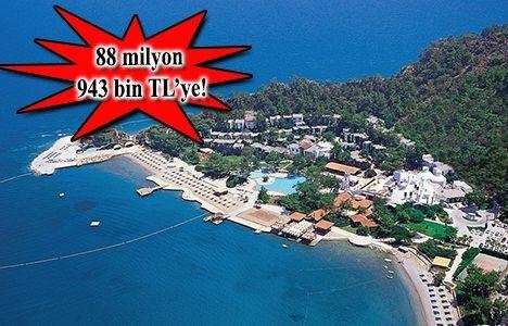 Kemer Phaselis Tatil Köyü icradan satılıyor!
