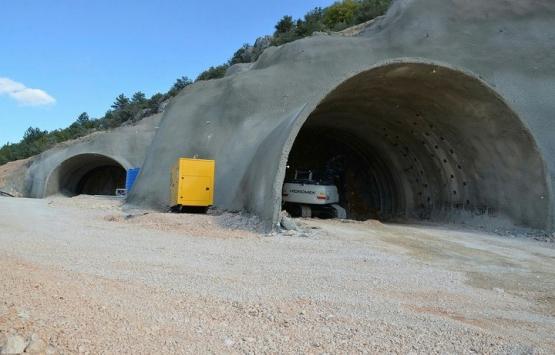 Çorum Kırkdilim'e 450 milyon liralık 3 tünel projesi!