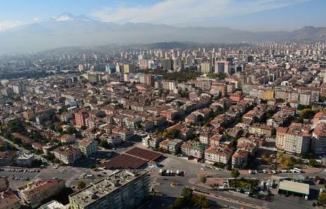 Kayseri Sahabiye'deki 20 taşınmaz satışa çıkıyor!