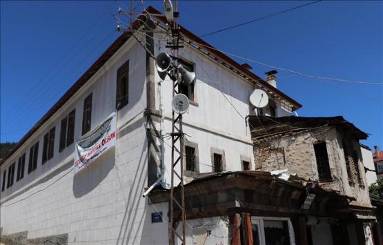 Bolu'daki Kiliseli Tüccar Hanı butik otel oluyor!