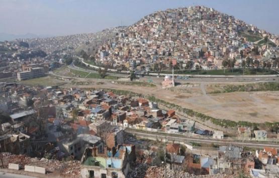 İzmir Karabağlar'daki kentsel
