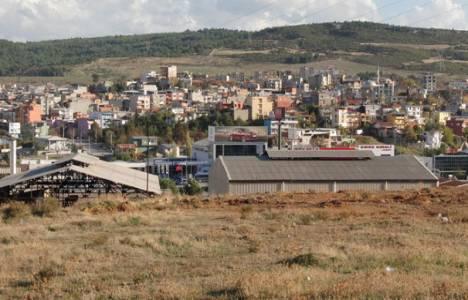 Gaziemir kurşun fabrikasına
