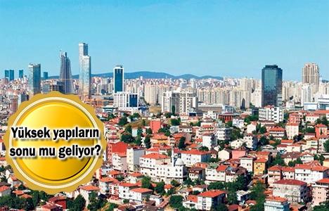 İstanbul'da 5 kat sınırı uygulanabilir mi?