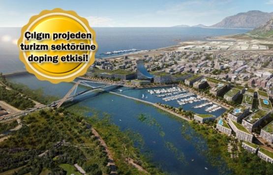 Kanal İstanbul ile 2 yat limanı geliyor!