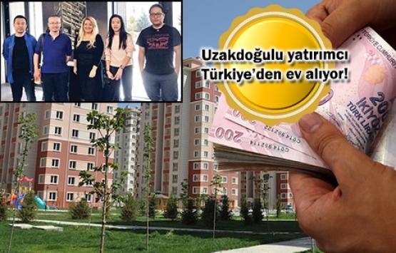 Türk konut sektörüne Çinli ilgisi!