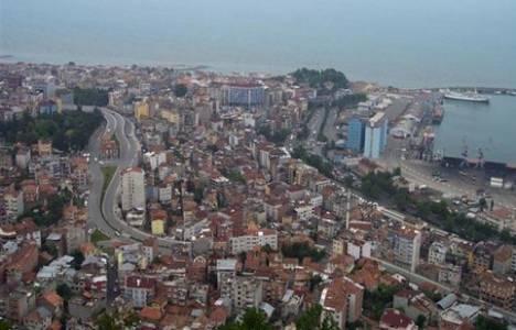 Trabzon'da 2.1 milyon