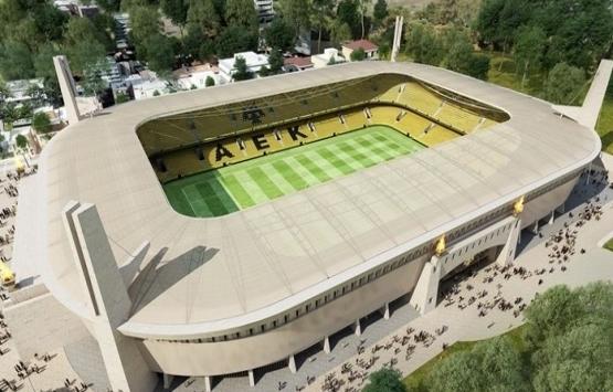 AEK'nın yeni stadı Ayasofya açılışa hazır!