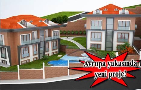 Eda Sultan Konakları Sarıyer'de fiyatlar 500 bin dolardan başlıyor! Yeni proje!