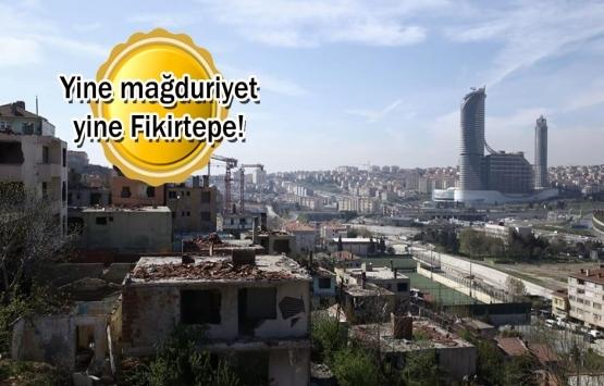 Fikirtepelilerden kentsel dönüşüm eylemi!