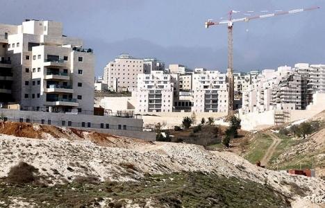 İsrail, Kudüs'te 500 yeni konut daha yaptırıyor!