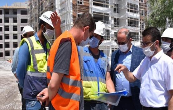 Konya Karapınar'da kentsel dönüşüm hızlandı!