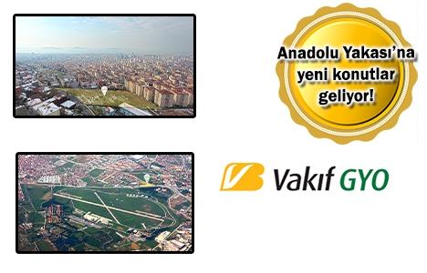 Vakıf GYO'dan Samandıra ve Maltepe'ye yeni proje!
