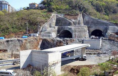 Trabzon Kanuni Bulvarı inşaatı sürüyor!